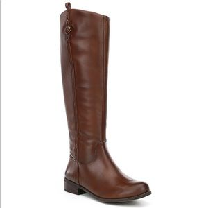 Gianni Bini Shoes - Gianni Bini Leather Boots
